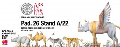 Ars in Fabula alla Children's Book Fair