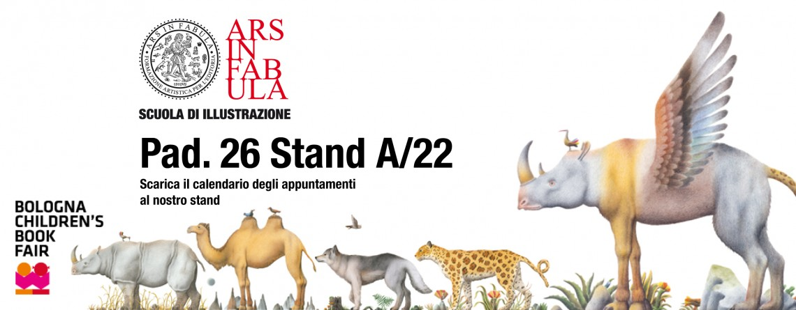 Ars in Fabula alla Children's Book Fair