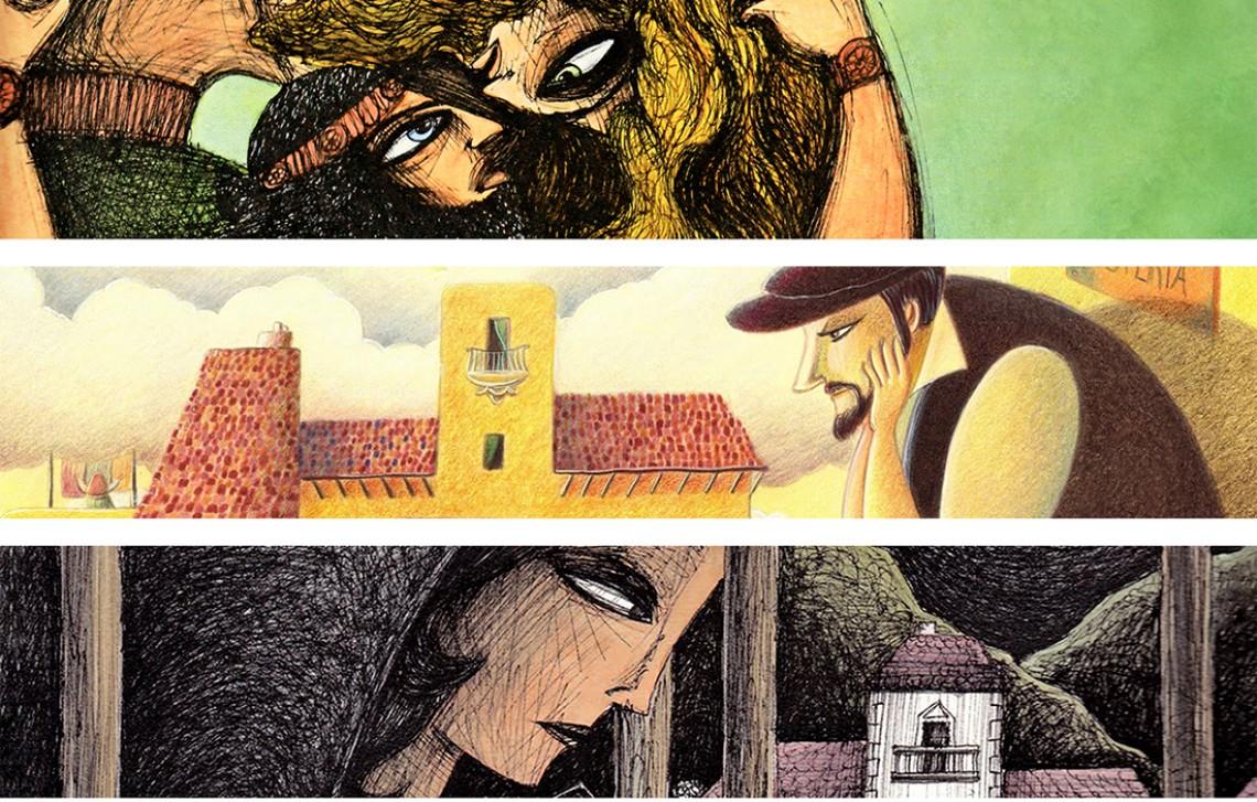 Gilgamesh, I promessi sposi, Il topo e la montagna