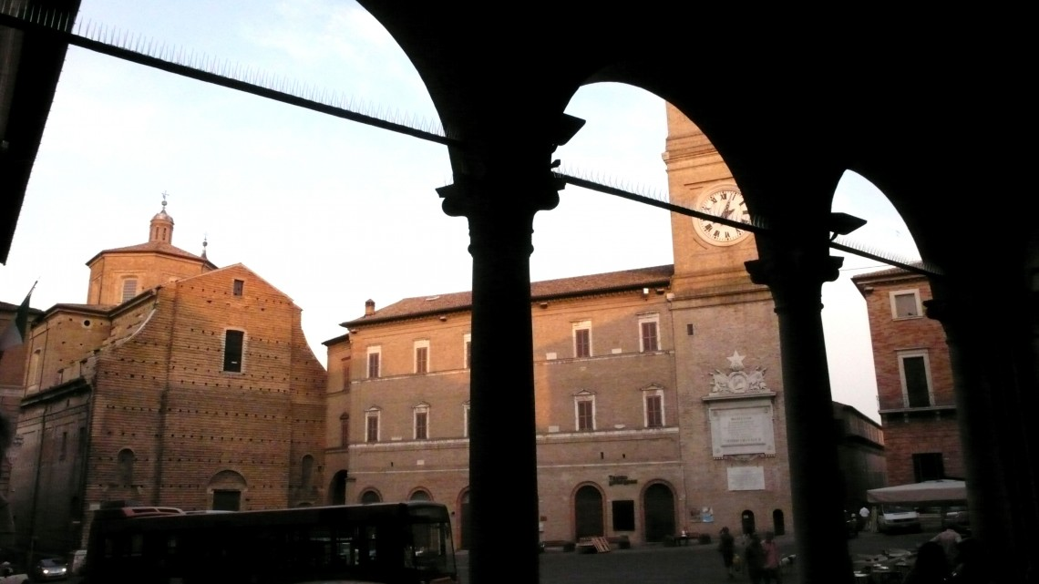 Stay in Macerata
