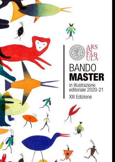 Bando Ars in Fabula Master 2020-21